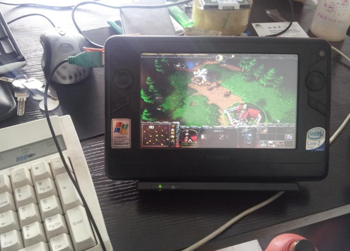 方正Mininote 7寸平板电脑 xp系统 二手电脑交易市场