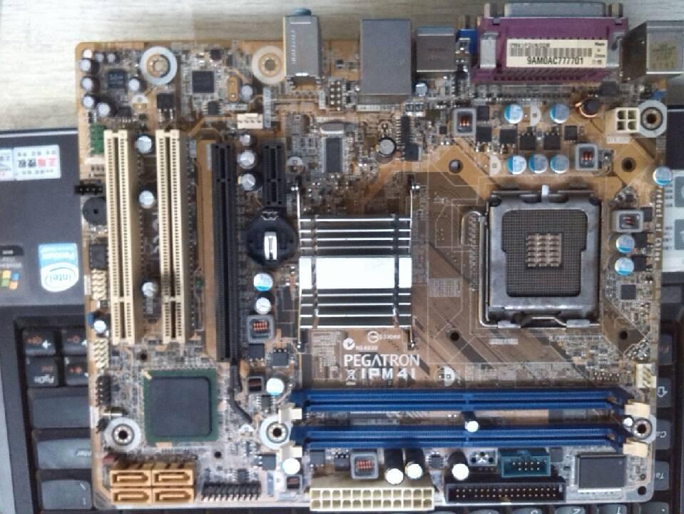 华硕G41 精英G31主板 方正品牌拆机主板图片