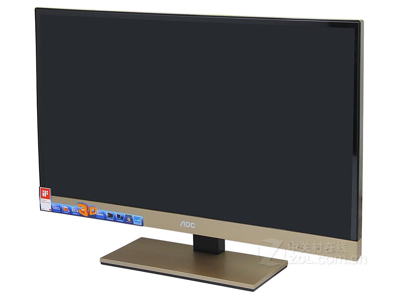 [售]27寸3d显示器