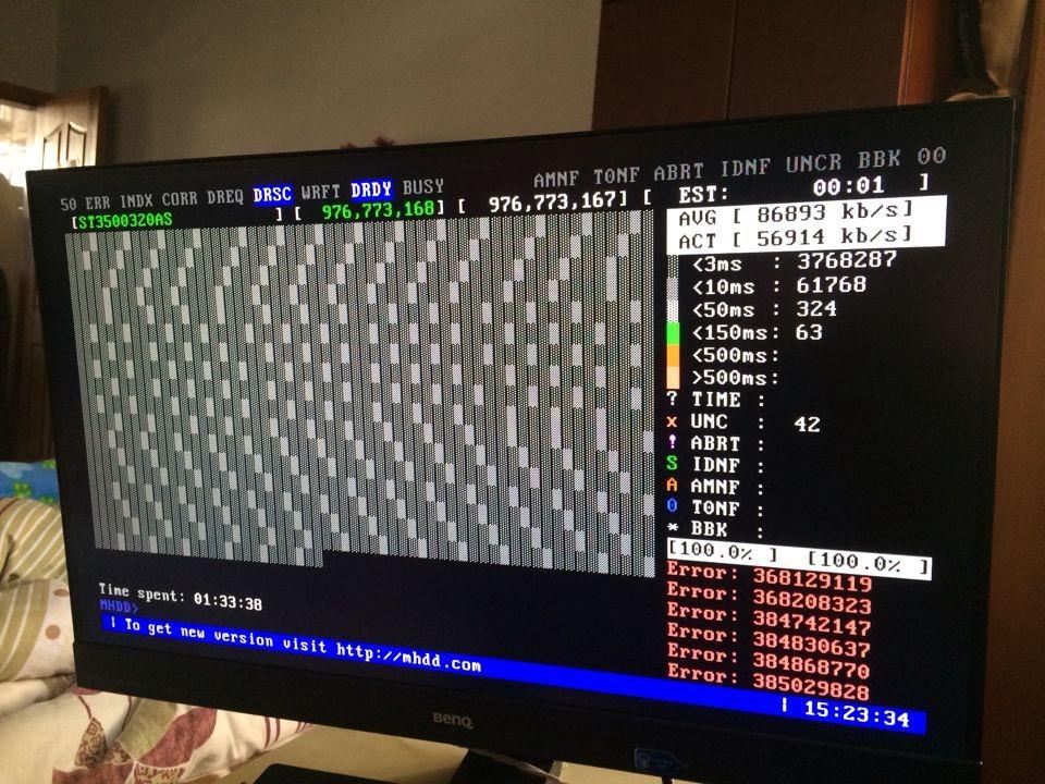 希捷500g台式机硬盘图片